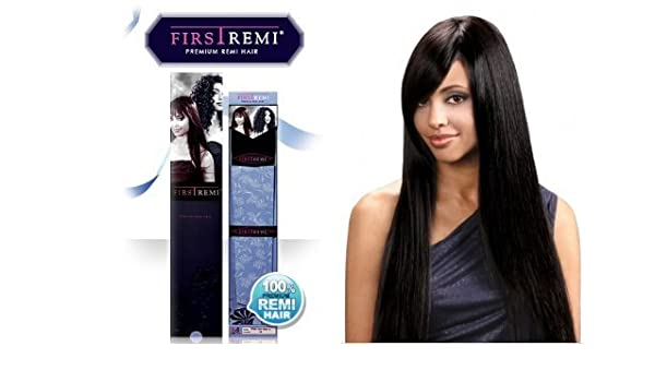 Amazon.com   Indi Remi Human Hair Weave First Remi Prime Yaky  14   1 by  BOBBI BOSS   Beauty b06d569113