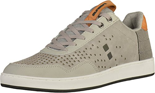 Herren 117 294976 Sneaker Tops FS17 MDZ Mundart Grau Y01B Grau d8IAqd