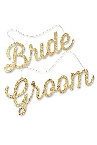 gold-glitter-bride-and-groom-chair-signs-style-22058gd-gold