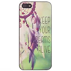 Dreamcatcher with Letters Pattern PC Hard Case for iphone 6 plus