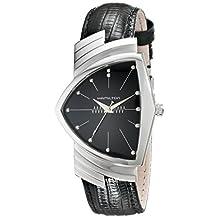 Hamilton Men's H24411732 Ventura Black Dial Watch