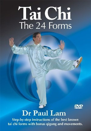 - Tai Chi - 24 Forms DVD By Dr. Paul Lam****UPDATED!!!****