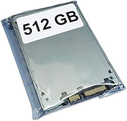 512GB SSD Disco Duro de 2,5