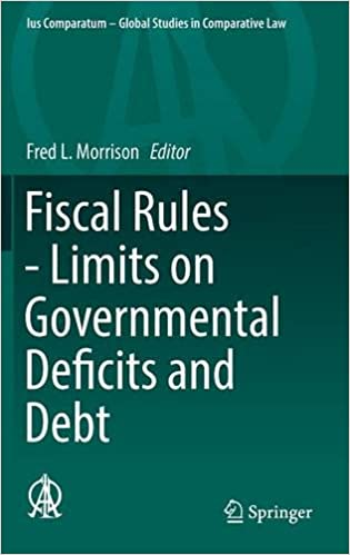 Fiscal Rules - Limits on Governmental Deficits and Debt (Ius Comparatum - Global Studies in Comparative Law)
