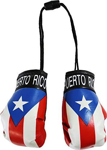 Flagline Puerto Rico - Mini Boxing Gloves