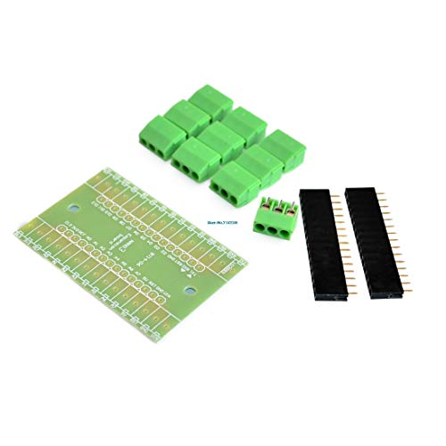 S-Smart-Home - NANO V3.0 3.0 Controller Terminal Adapter Expansion Board NANO IO Shield Simple Extension Plate For Arduino AVR ATMEGA328P