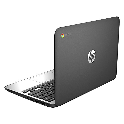 HP 11.6-Inch Chromebook (Dual-Core Celeron N2840 2.16 GHz Processorc 2GB RAMc 16 GB SSDc Chrome OS)