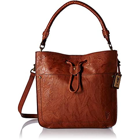 - 41TjKGFAbHL - FRYE Demi Drawstring Leather Hobo
