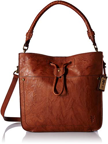 Leather Drawstring Demi Whiskey FRYE Hobo xETHOw