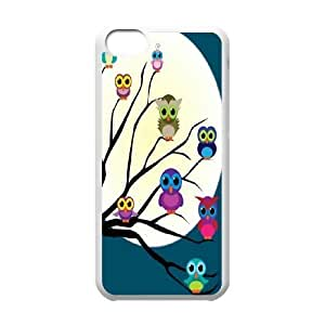 AinsleyRomo Phone Case Quote owl you need is love pattern case For Iphone 5c FSQF494458