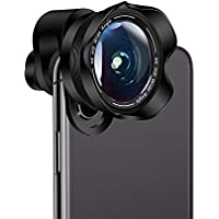 Cell Phone Camera Lens,TODI 4K HD 2 in 1 Aspherical Wide...