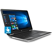 2017 Newest HP Pavilion 15.6 Inch Touchscreen High Performance Premium Flagship Laptop (Intel Core i5-6200U up to 2.8GHz, 8GB RAM, 128GB SSD, DVD, WiFi, Backlit Keyboard, Bluetooth, Windows 10) Silver
