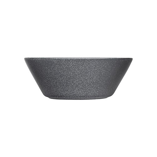 Iittala Teema Dotted Grey Soup Cereal Bowl by Kaj Franck