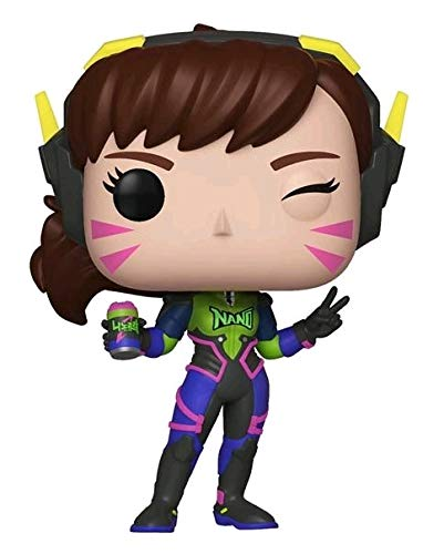 Funko Pop! Games Overwatch - D Va (Nano Cola) Exclusive