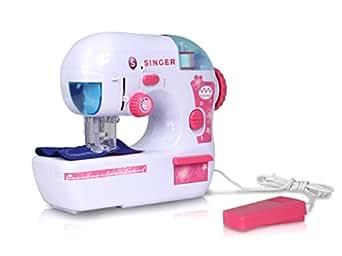 NKOK B/O Singer Zigzag Chainstitch Sewing Machine Remote Control Toy