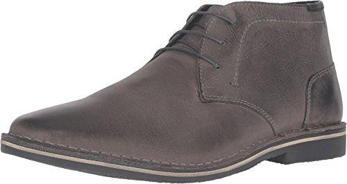 Steve Madden HARKEN-062 Men's Grey Boot 7.5 D (M)