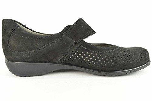 ara Women's 32711-01 Loafer Flats Black FXz3nIfqW