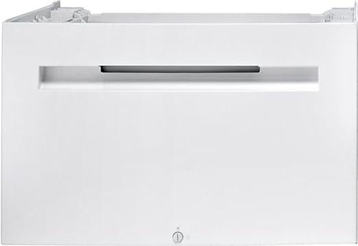 Siemens WZ20490 pedestal para lavandería Blanco - Pedestales para ...