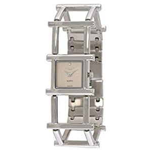 Blade Women's Analog Stainless Steel Watch - 2604LSS-SIv