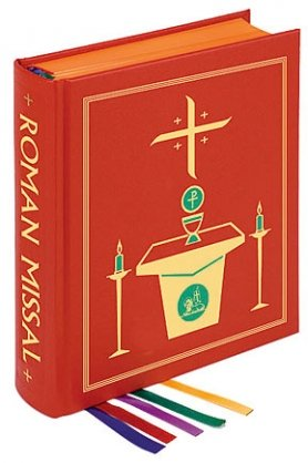 Roman Missal Third Editon - Chapel Size