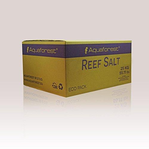 Aquaforest Reef Salt, 25 kg