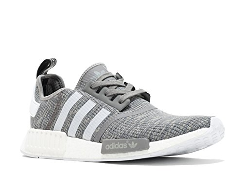 Adidas Originals Men's NMD_R1 Glitch Graphic Dark Grey He...