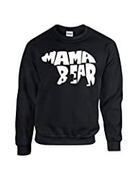 Mama Bear Couples Crewneck Sweater by Outlook Designs