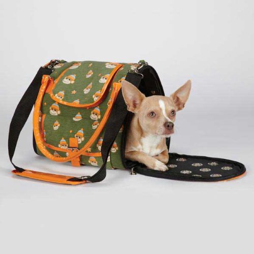 East Monkey Side Collection - East Side Collection ZA2203 14 15 Monkey Business Carrier Small, Ty