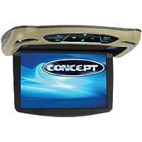Concept CFD-105M 10.1-Inch Flipdown Miracast-DVD