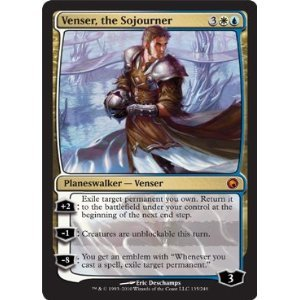 Venser, the Sojourner by Magic: the Gathering: Amazon.es ...
