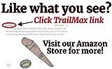TrailMax Guardian Rifle Scabbard, Gun