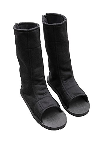 [Love Anime Ninja Shinobi Cosplay Accessories-Universal Shoes Boots] (Konoha Shinobi Costume)