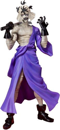 Bandai Tamashii Nations Makoto Shishio  Rurouni Kenshin    Figuarts Zero