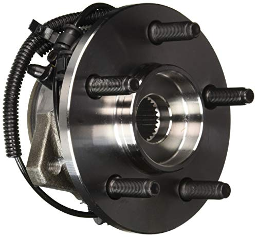 - WJB WA513176 - Front Left Wheel Hub Bearing Assembly - Cross Reference: Timken HA599455L / Moog 513176 / SKF BR930224