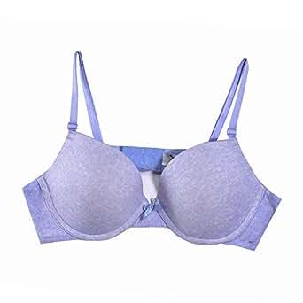 SYLVIA'S SECRET Blue Girls Bra For Women