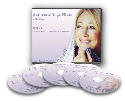 Yoga Nidra Deep Relaxation/Meditation Program (set of 5 CDs ...