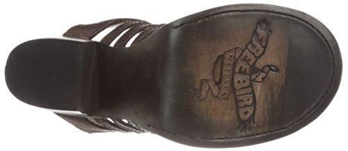 Heeled Bongo Freebird Cognac Women's Sandal wTBvEx6qv