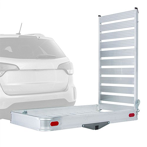 Discount Ramps ACC-500 Aluminum Cargo Carrier with Ramp