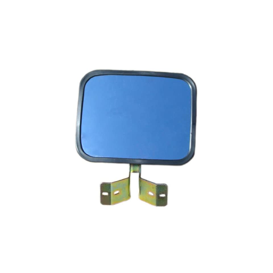 Hitch Hook up Mirror Helps Driver Align to Ball Hitch. Use with Rvs & Gooseneck Trailers
