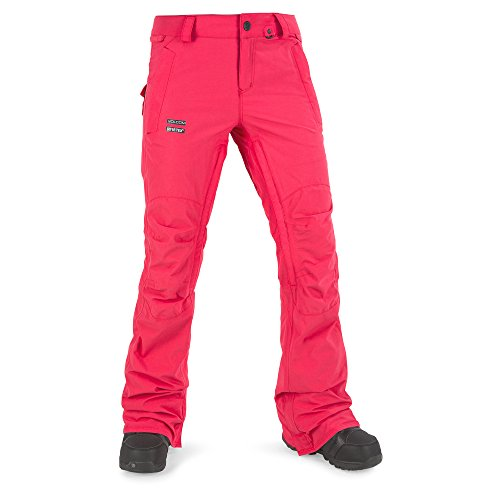 Volcom Women's Knox Gore Tex Snowboard Pant Bright Rose