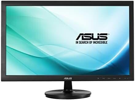 ASUS VS247H-P 23.6- Inch Full HD 1920x1080 5ms HDMI DVI VGA Monitor