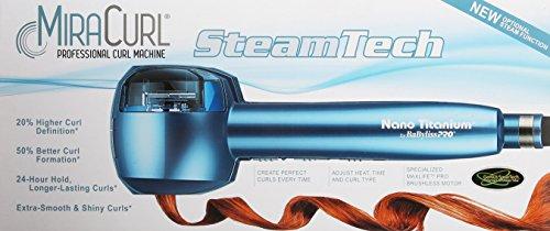 babyliss pro nano titanium miracurl steamtech professional curl machine