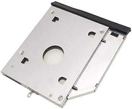 2º HDD SSD Marco óptico Adaptador de Disco Duro para Lenovo B40-30 ...