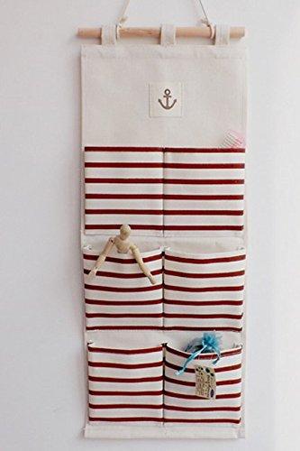 Fashion Wand Aufhangen Tasche 6 Taschen Mit Back Tur Hangende