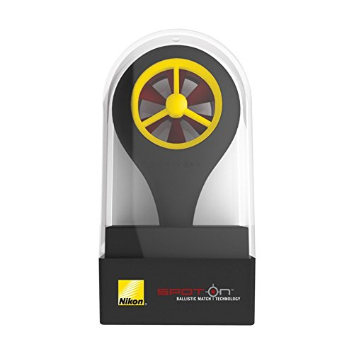 Nikon 16144 Spot On Wind Meter Spotting Scopes (Wind Meter Iphone)
