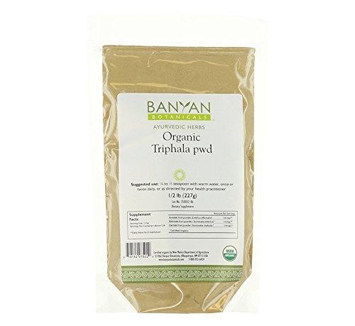 Banyan Botanicals Triphala Powder - USDA Organic