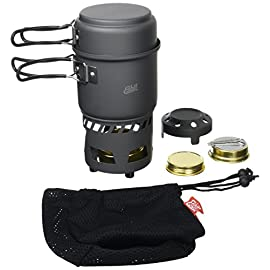 Esbit CS985HA 5-Piece Lightweight Trekking Cook Set