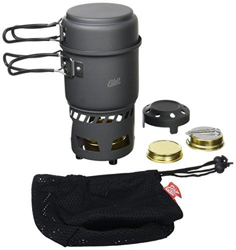Esbit CS985HA 5-Piece Lightweight Trekking Cook Set