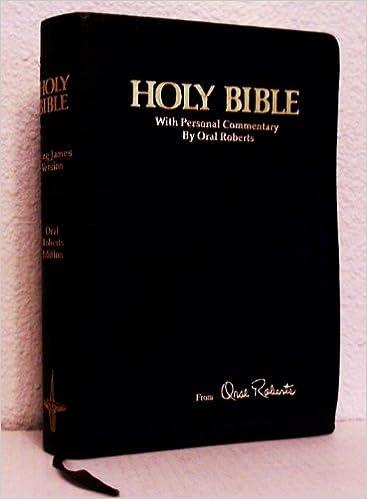 Oral roberts bible — pic 6