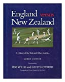 img - for England Versus New Zealand: History of the Tests and Other Matches book / textbook / text book